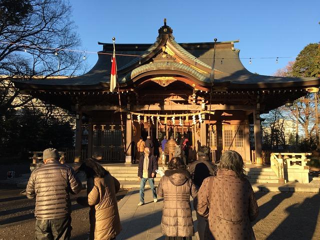 会社での新年参拝。神社に行くのはいつまでがいいの?