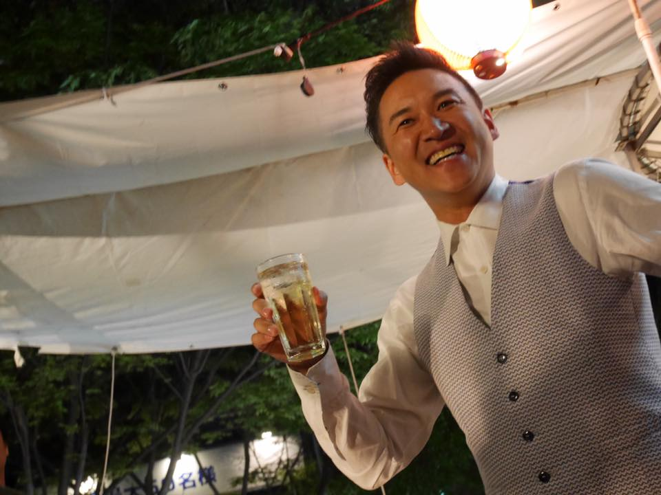 ツネオ社長、40歳の誕生日を迎える