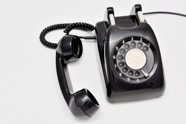 引越をするとなぜ固定電話の番号が変わるのか?