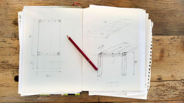 オフィスのデザインレイアウト(Office design layout)