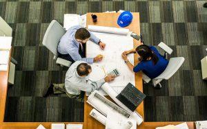 オフィスのレイアウトを設計する(Design an office layout)