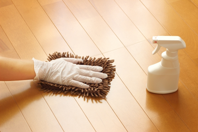 大掃除のコツ!これで大掃除の段取りもバッチリ!
