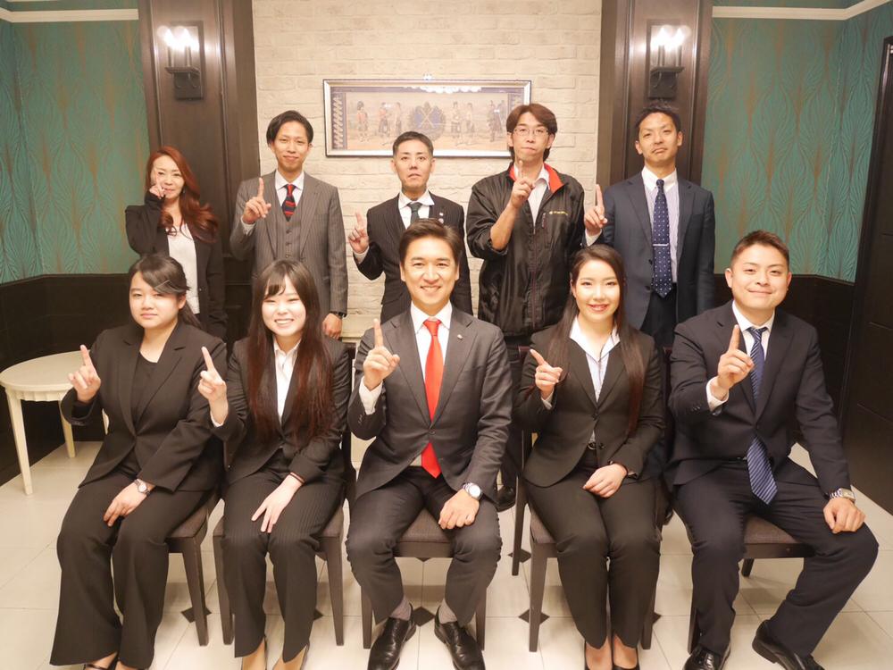 【31年度、平成最後の新入社員が入社いたしました】