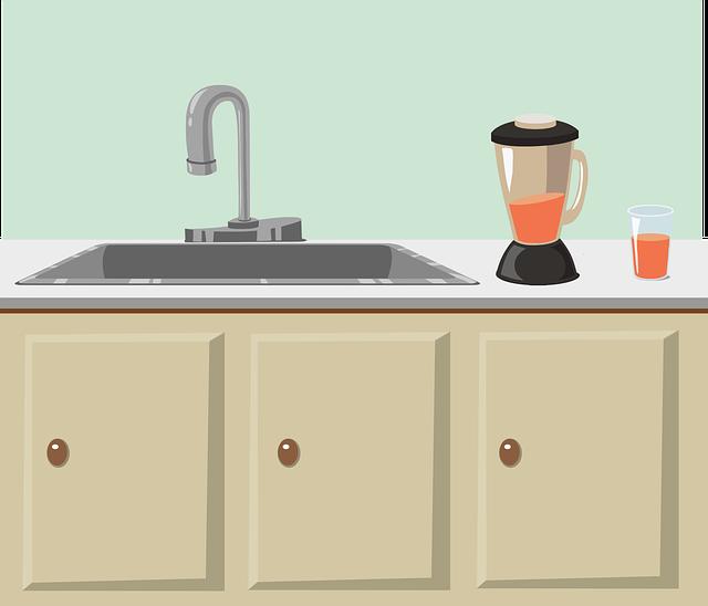 kitchen-clean