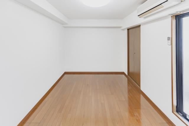 一人暮らしのワンルーム