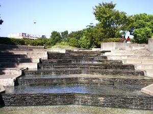 大田区立の公園として最大の面積を誇る公園です。