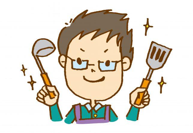 livingalone-skill-cook