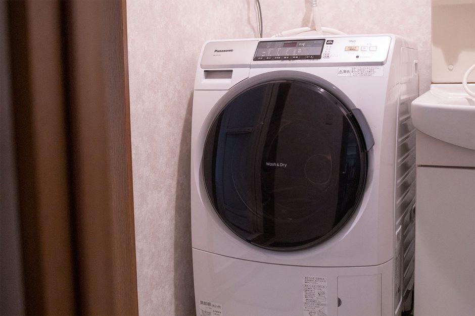 洗濯機のドラム式と縦型の違いとそれぞれのメリット
