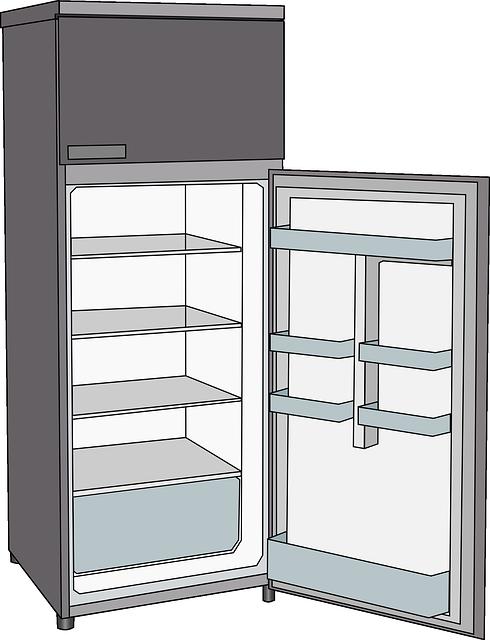 引越し 冷蔵庫準備