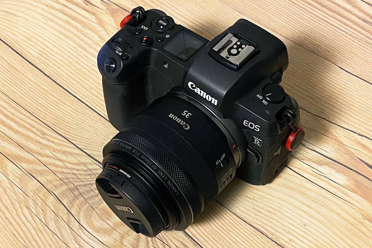 動画を撮るためのカメラの選択肢01 一眼レフカメラorミラーレスカメラ