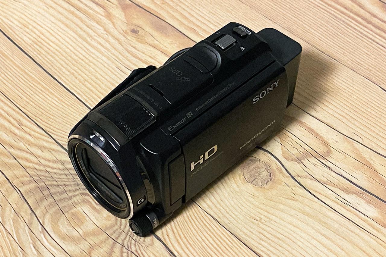 動画を撮るためのカメラの選択肢02 ビデオカメラ