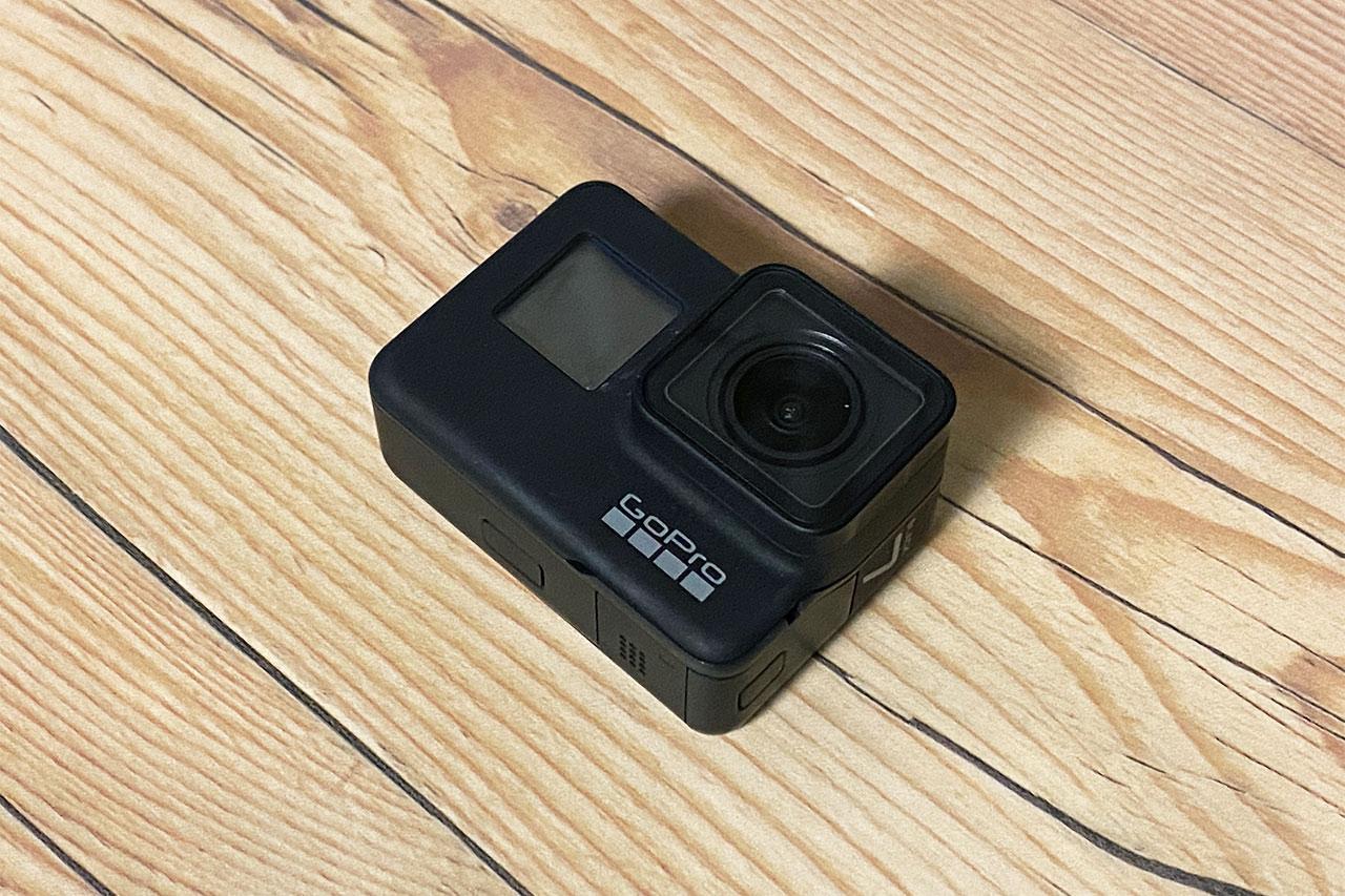 動画を撮るためのカメラの選択肢03 GoPro