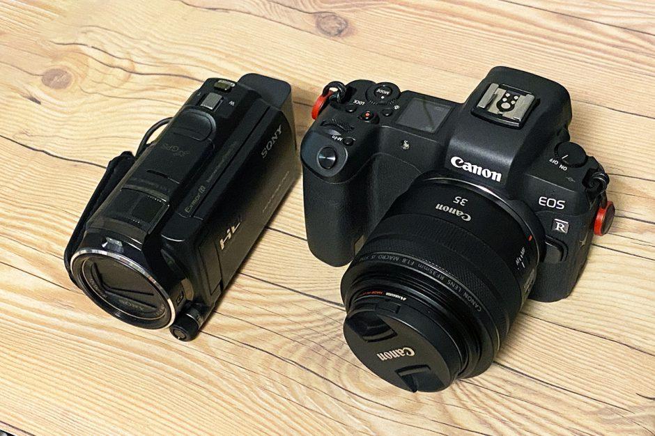 動画を撮るならビデオカメラか一眼レフ・ミラーレスか。どちらを選ぶべき?