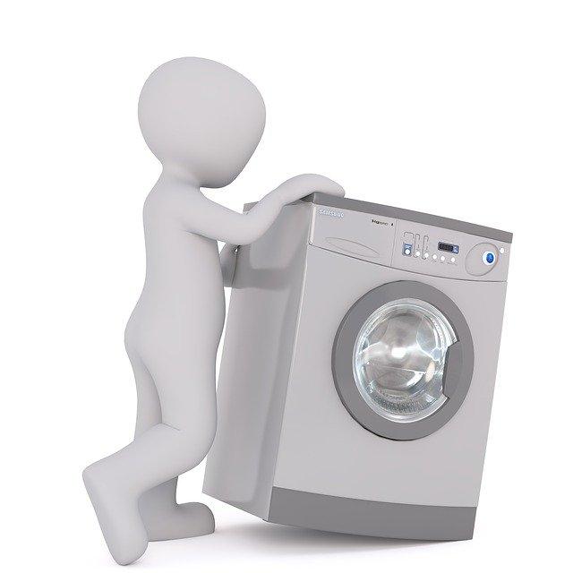 引越し 洗濯機 準備
