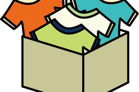 引越し荷造りの服や靴はどうやって収納したらいいのか?
